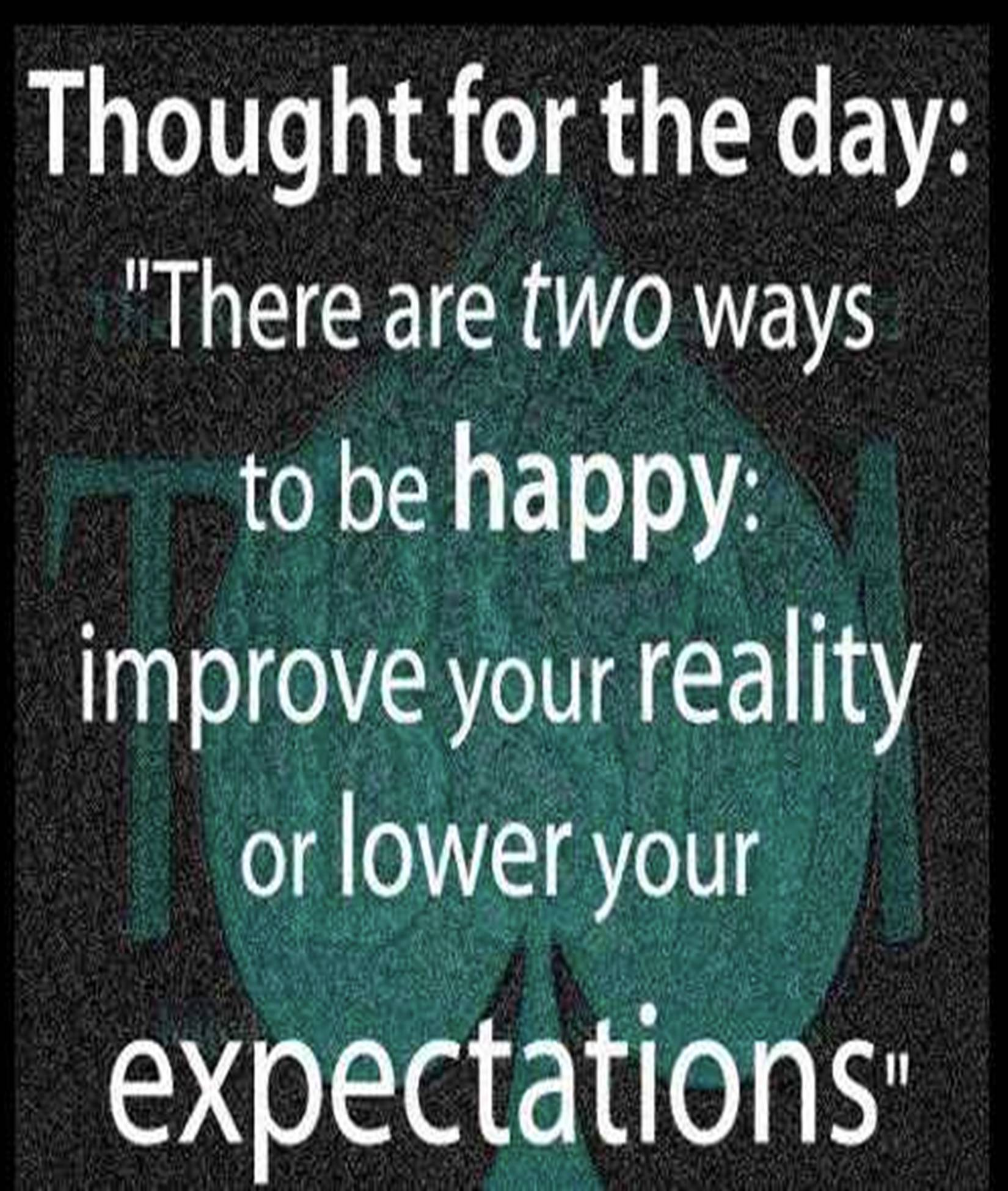 Thought For The Day Quotes Happy Thought Quote Of The Day  Inspiring Quotes And Words In Life